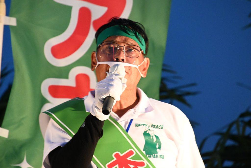 小橋川アキラ